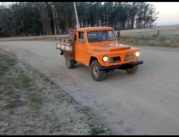 Pick-up willys F-75 4X2