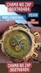 Relógio INVICTA THUNDERBOLT 100% FUNCIONAL