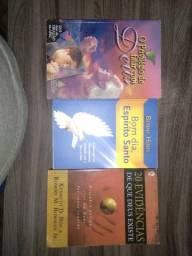 Livros Unid. ou kit com 3