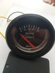 Título do anúncio: Voltímetro e marcador de combustível willtec