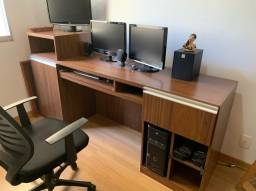 Escrivaninha Home Office/Estudo Multifuncional