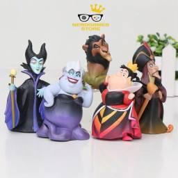 Brinquedo Vilões da Disney Rei leão kit