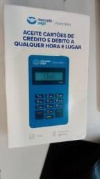 Maquininha point Mini d150 do mercado pago
