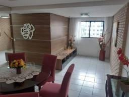 Condomínio Arte Vida. Apartamento com 3 dormitórios para alugar, 65 m² por R$ 1.700/mês -