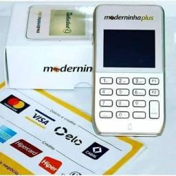 Maquininha De Cartão Moderninha Plus Pag Seguro