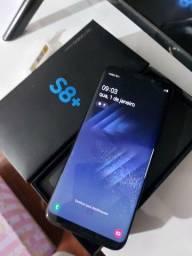 S8 + 64gb 4gb ram - seminovo