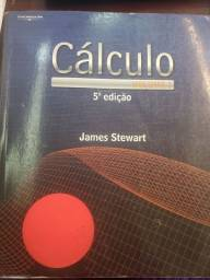 Título do anúncio: Livro cálculo- volume I - James stewart