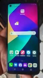 LG K51S 4G 64giga semi novo 2chip