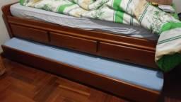 Cama bicama madeira