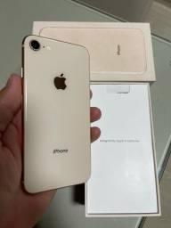 iPhone 8 64GB GOLD / Em Otimo Estado