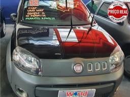 Título do anúncio: Fiat Uno 2012 1.0 evo way 8v flex 4p manual