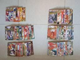 Título do anúncio: Coleção manga - Samurai X - falta somente n? 35