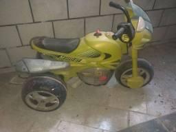 Moto elétrica 9vts