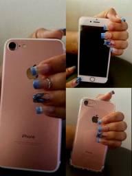 iPhone 7 rose usado 32gb