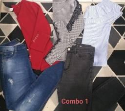 Combo roupas