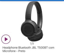 Vendo fone de ouvido JBL