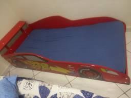 Cama carrinho infantil