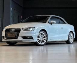 Audi A3 Cabriolet Ambition 1.8 Branco 2015/16