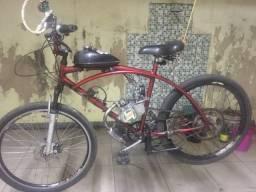 Vendo quase moto  - bike motorizada - motor zero km