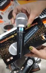 Microfone professional cabo 5M