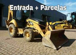 Retroescavadeira Cat 2013 Condições Especiais!!!