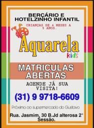 Berçário e hotelzinho infantil Aquarela kids