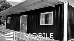 Título do anúncio: Casa container, pousada, kit net, plantao de vendas escritorio em Chapeco