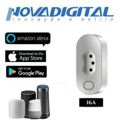 Tomada Inteligente Wifi  Nova Digital 16A