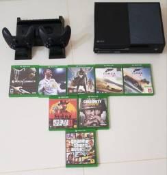 Xbox one / 10 jogos / kinect