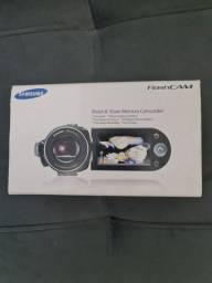 Máquina fotográfica e filmadora Samsung SMX-F30BN