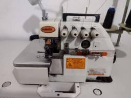 Título do anúncio: Máquina costura Overlock Yamata