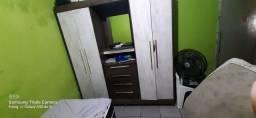 Guarda roupa solteiro 4 portas e 4 gavetas