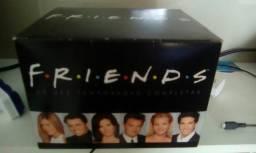 Vendo Box original com as 10 temporadas de Friends