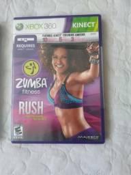 Jogo Xbox 360 - Zumba R$ 79,00
