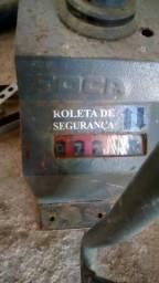 Roleta para micro ônibus