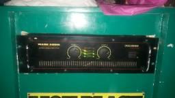 Amplificador mk 2000 turbo