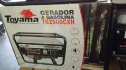 Gerador de energia Toyama TG2500CXH