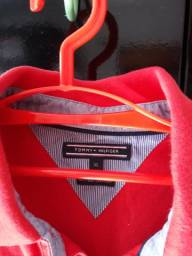 Polo Tomy original e Camiseta Inter oficial Nike.