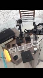 GoPro Hero 4 Black 64gb + Acessórios