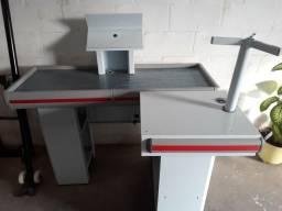 Check-out com kit automação novo pronta entrega
