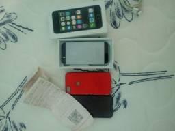 Vendo ou tropo iphone 5S de 16gb