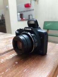 Câmera Digital Semi Profissional - Canon PowerShot SX170 IS
