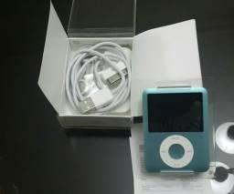 IPod nano 8gb - não está funcionando - com fone de ouvido apple
