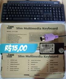 Teclado Slim ThinkTech JK-316M