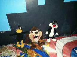 Pelúcias Looney Tunes