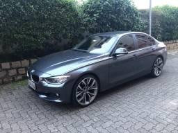 BMW 320i raridade top baixa km - 2014