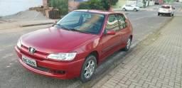 Peugeot 306 1.8 ano 99 - 1999