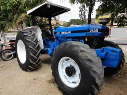 Trator New Holland 7630 4x4 Turbo Ano 98
