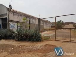 Terreno na Av. Rio Branco, 1.000 m², para locação - Jardim Agari, Londrina/PR
