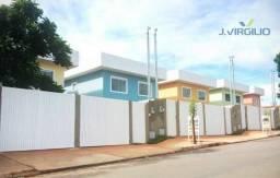 Sobrado residencial à venda, Setor Garavelo B, Goiânia.